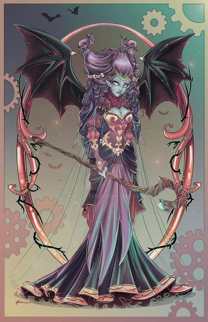 Dark Fairy by NoFlutter