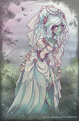 Ghost Bride by NoFlutter
