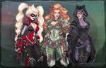 Gotham Fantasy Sirens