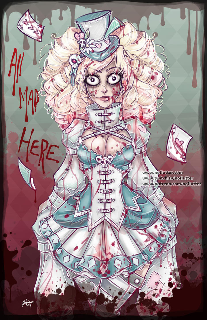 Crazy Alice 2017 by NoFlutter