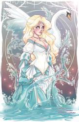 Swan Princess by NoFlutter
