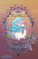Lady Hedgehog Sweet Dreams