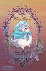 Lady Hedgehog Sweet Dreams by NoFlutter