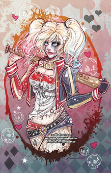Updated Suicide Harley