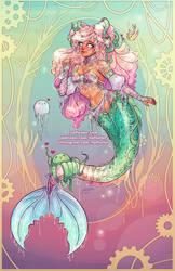 Little Mermaid Redraw