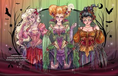 300 Years Sisters