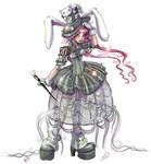 Lolita Mad Hatter