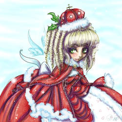 Christmas Lolita by NoFlutter