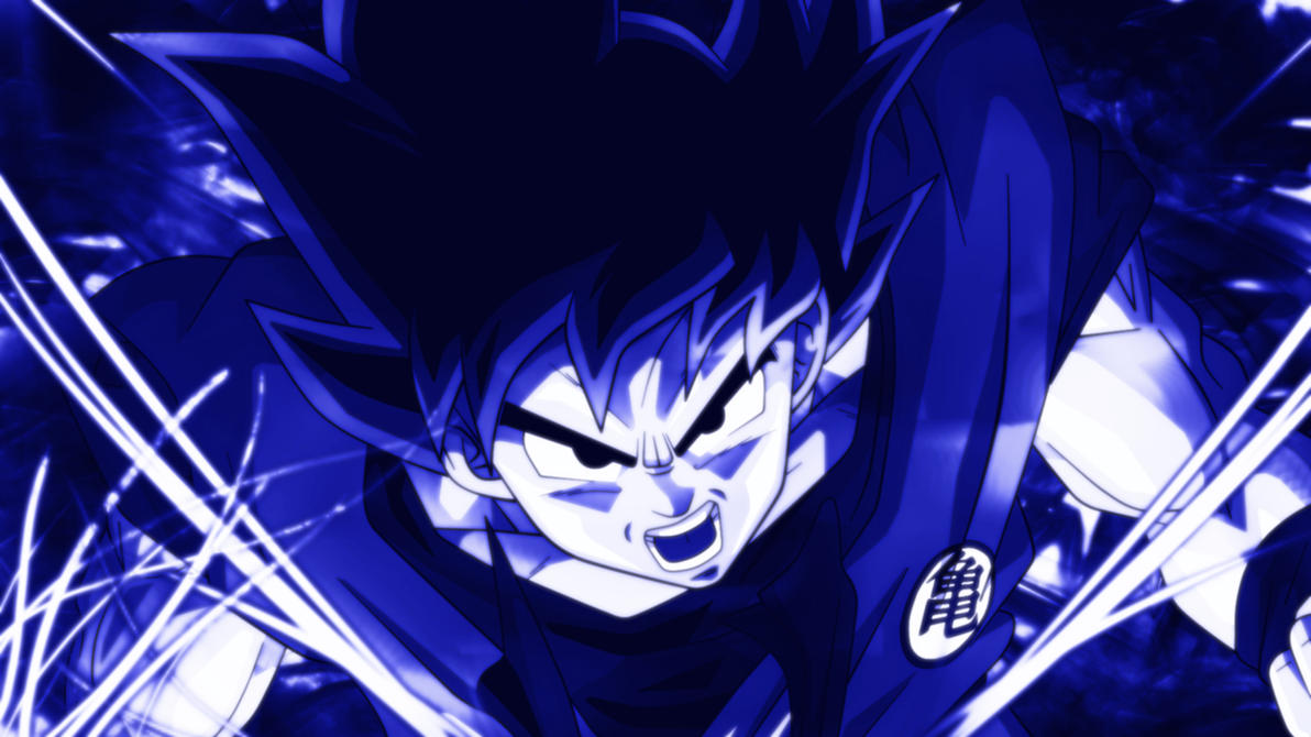 Goku Wallpaper 2 by MarkDBZRiderFanFTW