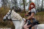 Barbarian warrior_1 by Angmara