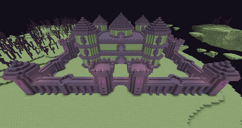 End Fortress + End Castle WIP 2