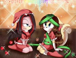 Merry Christmas! by Mizu-Kumi