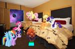 Ponies in a Spaceship!