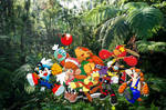 Klonoa Heroes! by Fyrekobra