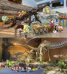 Albuquerque Museum Toons! 2 by Fyrekobra