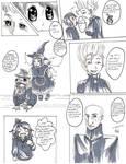 Wizard101 - I Doodled a Manga Page (LAWL)