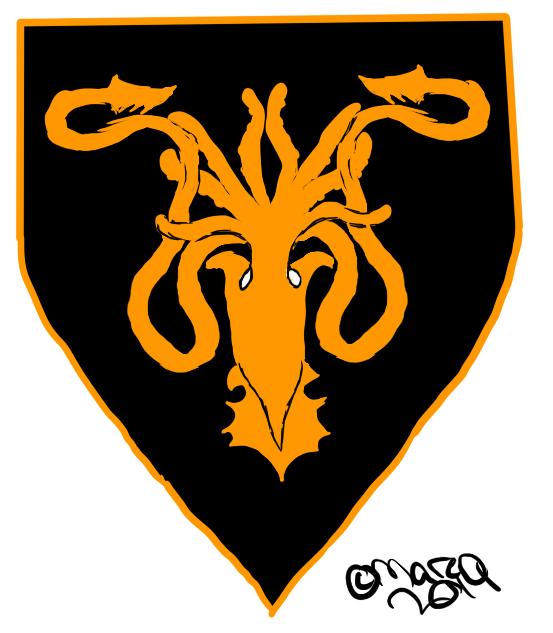 House Greyjoy by CaprySonne