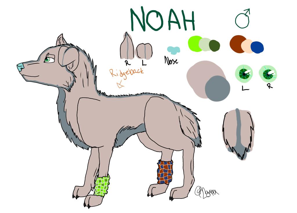 New char - Noah by CaprySonne