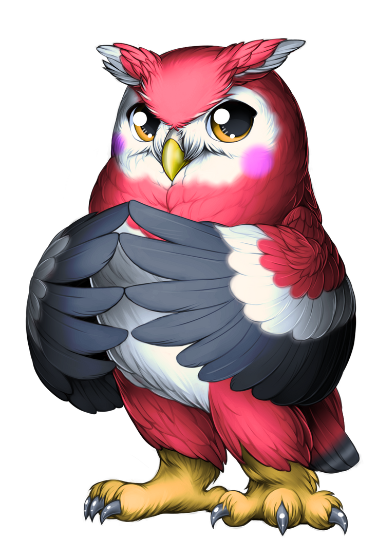 Furvilla Paintie #3 - Celeste from Animal Crossing by Caitybee