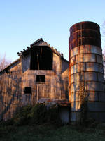 S.S. Abandoned Barn by shudder-stock