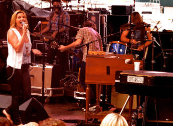 Barefoot Grace Potter by eescorse