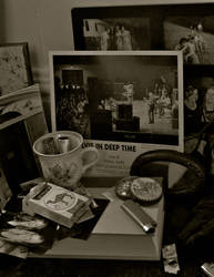 Pieces of my room/ life by eescorse