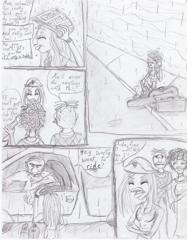 Electric Mayhem The beginning pg 1 by TeriyakiOxO