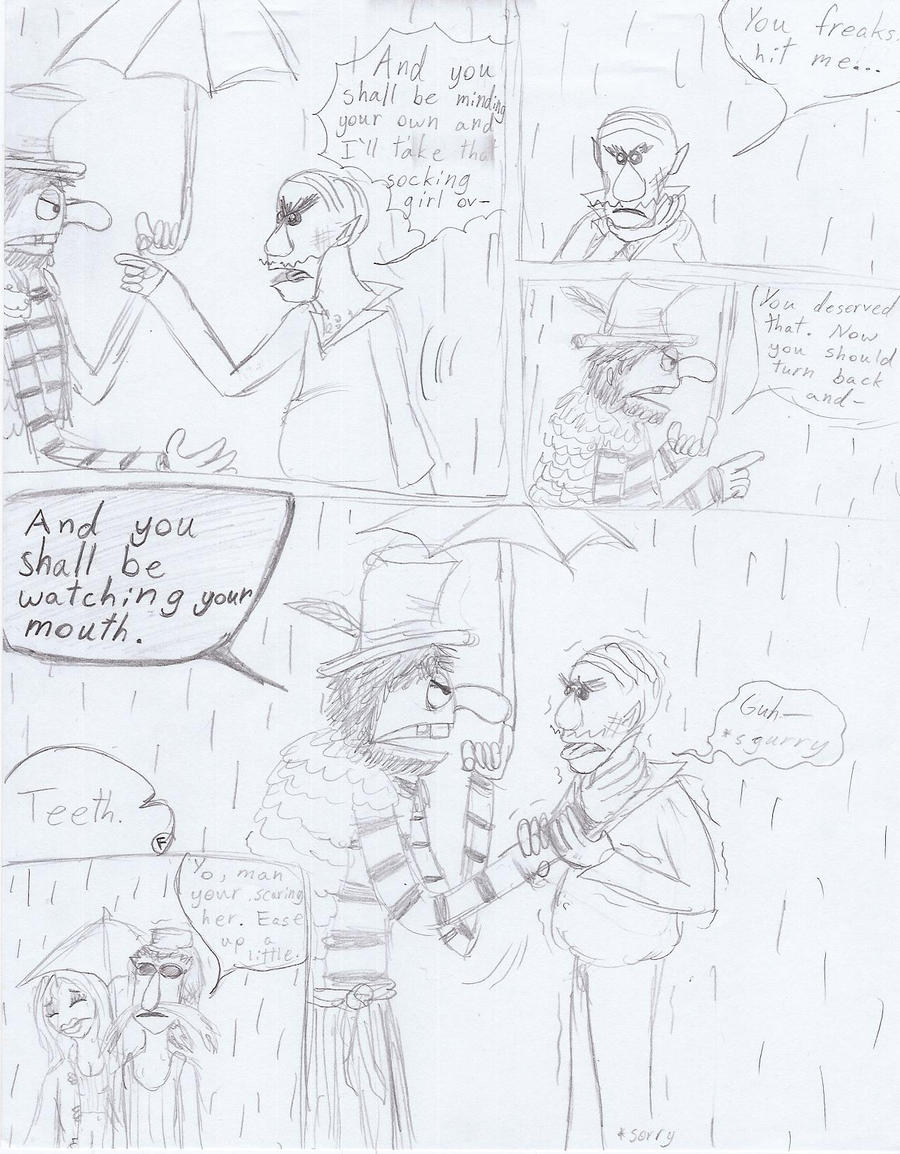 Electric Mayhem The beginning pg 5 by TeriyakiOxO