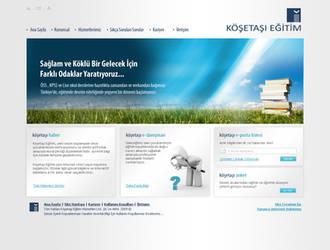Kosetasi Web Interface by ThanRi