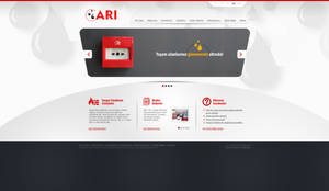 Ari Yangin Web Design 2 by ThanRi