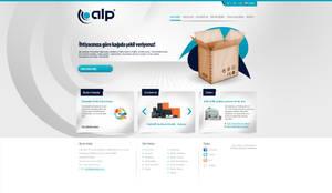 Alp Ambalaj Web Design