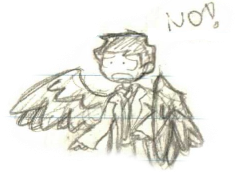 wings are fun to doodle by Seiyaku