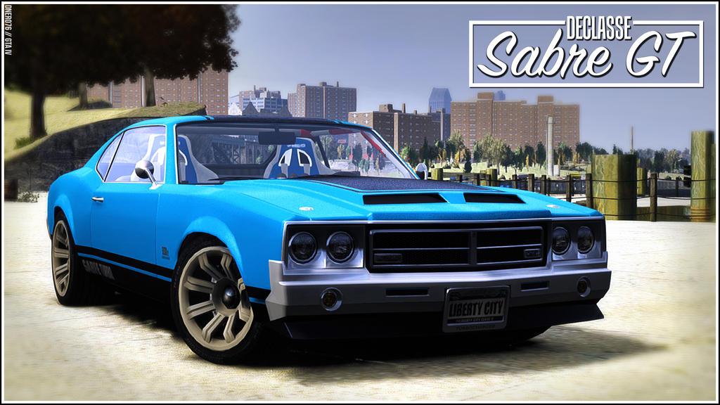 GTA IV - Declasse Sabre GT by Dnero76