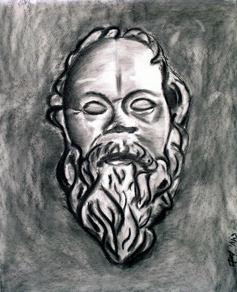 Socrates by AlexAdrian2099