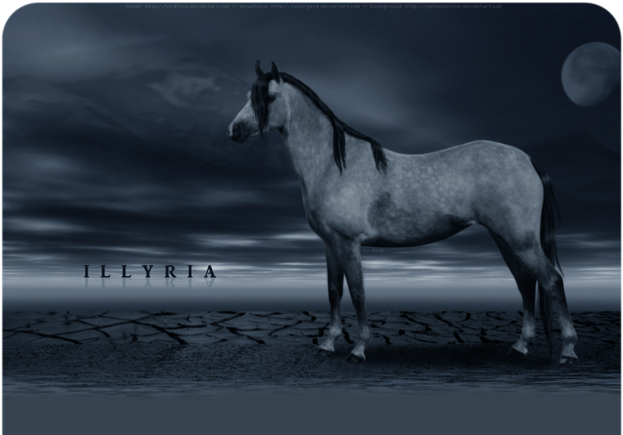 Illyria Logo by aondarii