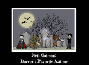 Horror's Favorite Author