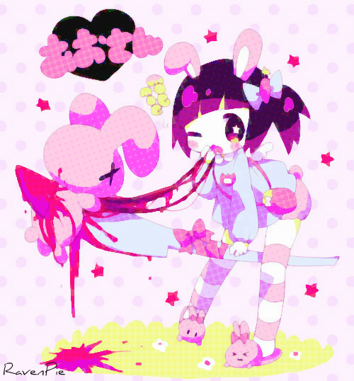 pastel gore adopts by - photo #34