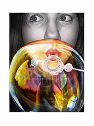 Life's like a Bubble by DaveLopes
