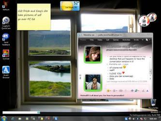 Windows Se7en of 9ine by pyrestriker