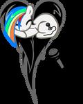 Siren Fan OC Heart Pony Request