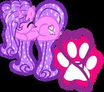 Fairy Dreams OC Heart Pony