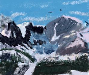 Great Basin National Park by pyrestriker