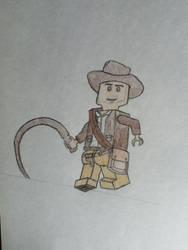 Indiana Jones by myroon5
