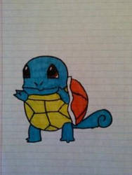 Squirtle by myroon5