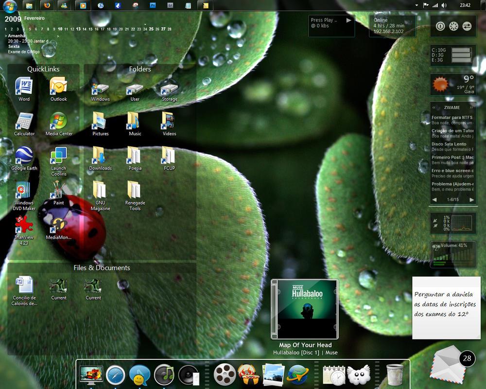My Windows 7 by romani48