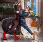 Devils waltz by meekakun