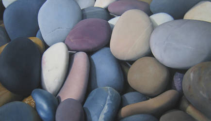 Norwich Pebbles II by I-Am-Coma-White