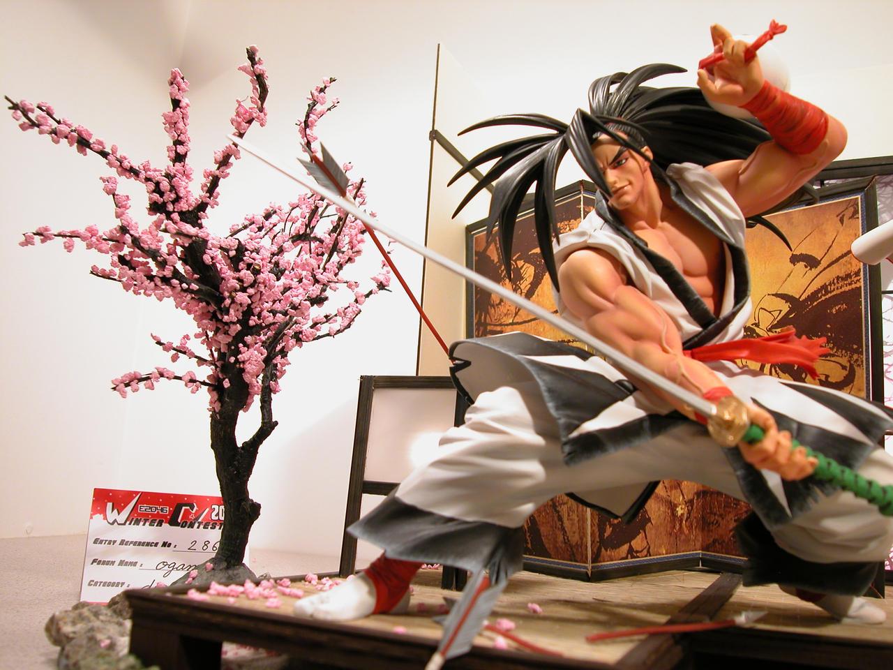 Samurai Spirits Diorama 04 by ogamitaicho