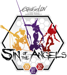 Logo Evangelion Sin of the Angels