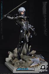 Raiden Metal Gear Rising 01 by ogamitaicho